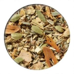 Ayurvedic Tea Blend Mace and Turmeric  Organic
