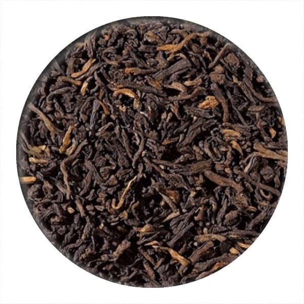 pu erh tea, yunnan, loose leaf tea, dark tea,