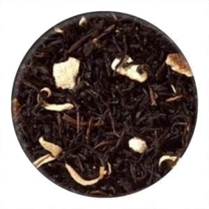 Black Decaf Orange Tea