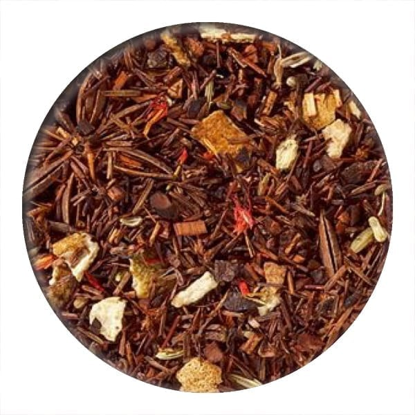 gingerbread rooibos tea