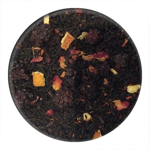 mulled wine black tea