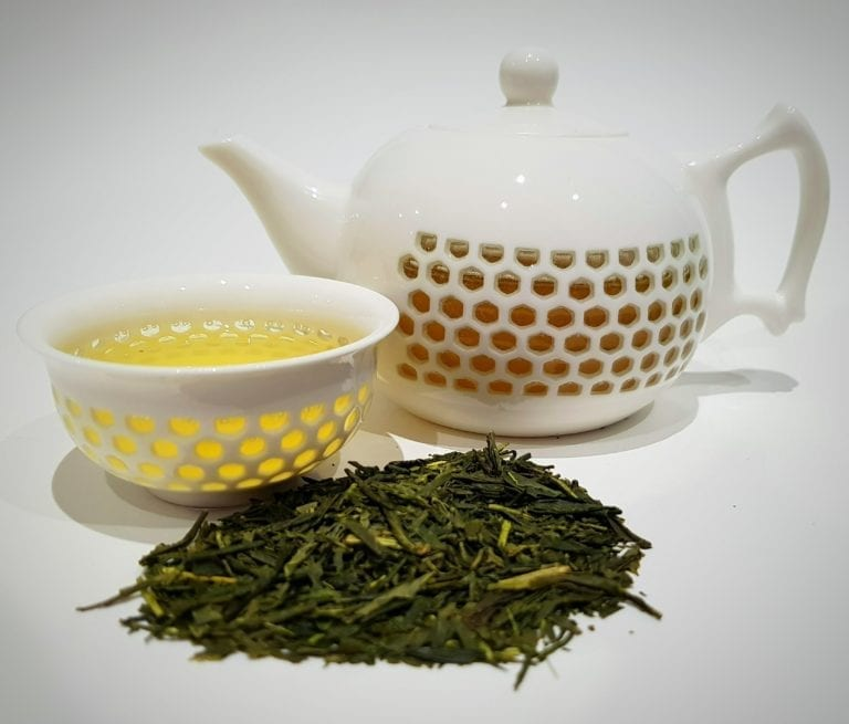 Gabalong, GABA, Green Tea, Japanese Tea, Loose leaf tea, Good quality green tea