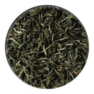 Yunnan Green Assamica Leaves