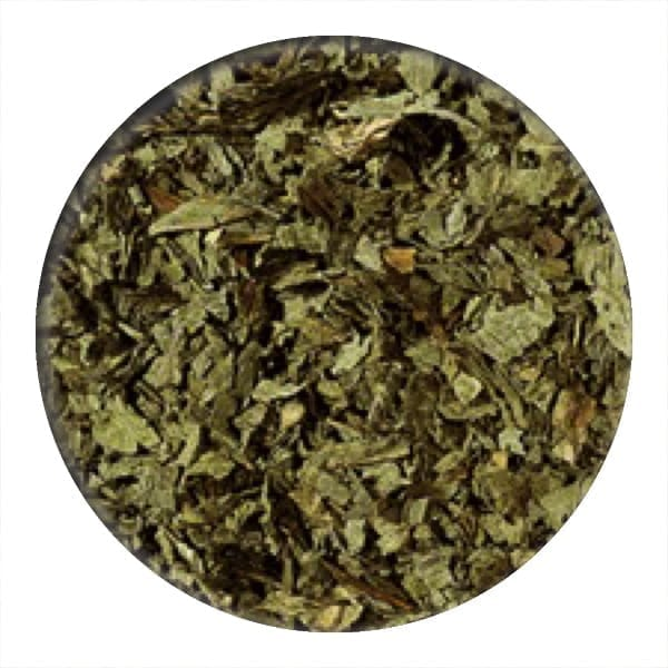 peppermint tea, herbal tea, loose leaf tea, mint tea