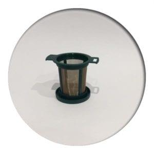 Lidded durable infuser, tea infuser
