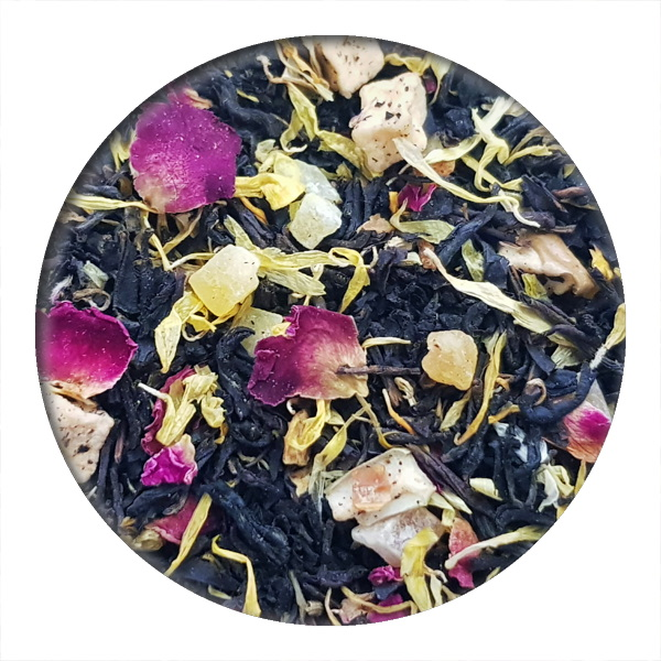 Midsummer Dreams Black Tea one of our summer 2019 teas