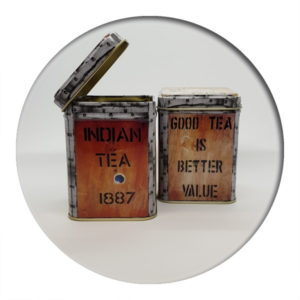 Tin Tea Chest 100 g