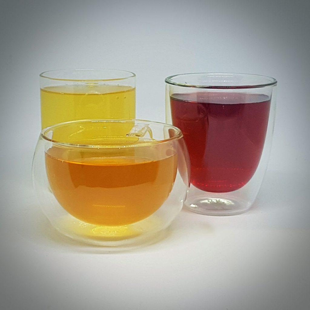 cold brew tea, loose leaf tea