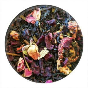 Strawberry Rose Black Tea