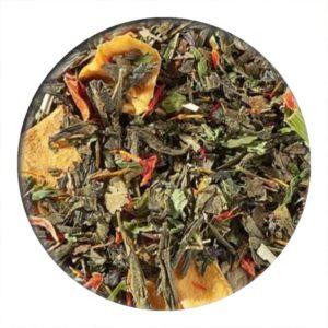 Green Tea Blend Mango Hemp