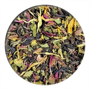 Hemp Chai with Black Tea