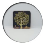 Klimt Coaster Tree of Life