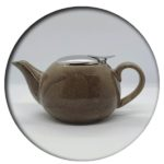 Shiny Stone Effect Tea Pot 0.5 l