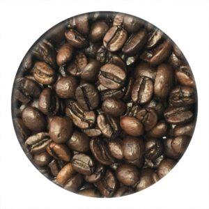 English Caramel Coffee