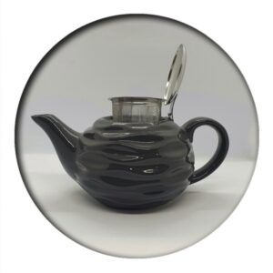 Tea Pot Grey Wave 0.75 ml