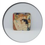 Klimt Coaster Three Ages of Woman