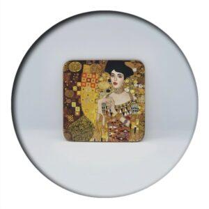 Coaster Klimt Adele