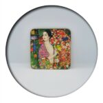 Klimt Coaster The Dancer