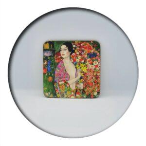Klimt Coaster The Dancer