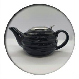 Tea pot black