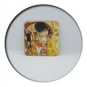 Klimt Coaster The Kiss