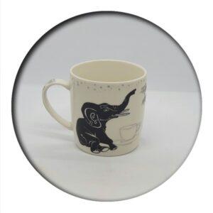 Elephant Present Set Tea Party
