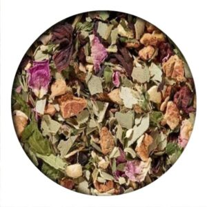 Eucalyptus Rose Hemp Org