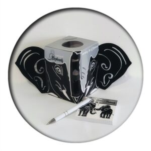 Elephant and Butterfly Present Set
