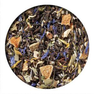 Lavender Lime and Mint Black Tea ORG