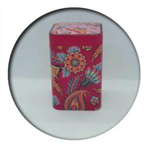 Fireflower Tin Pink