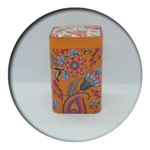 Fireflower Tin Orange