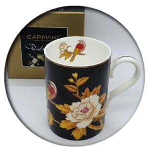 Paradise Red Bird Collection Mug