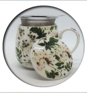 Old English Rose Mug