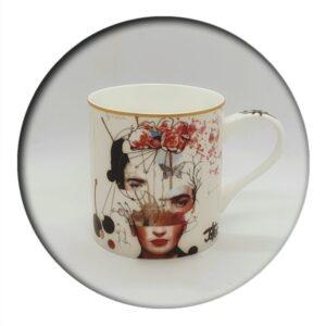 Modern Art Frida Kahlo Mug