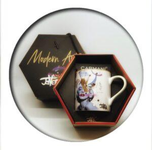 Modern Art Marilyn Monroe Mug