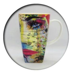 Mug Loui Jover Butterflies