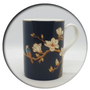 Paradise Blue Birds Collection Mug