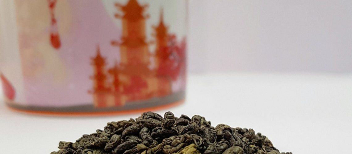 Gunpowder tea, Green tea, Chinese tea, loose leaf tea