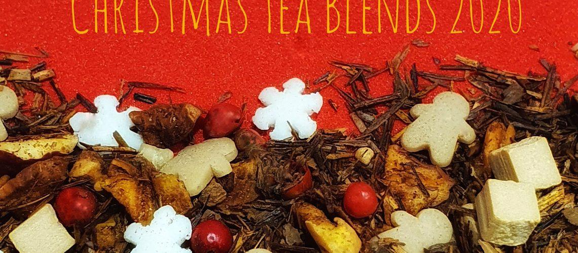 Christmas tea blends 2020 social cover