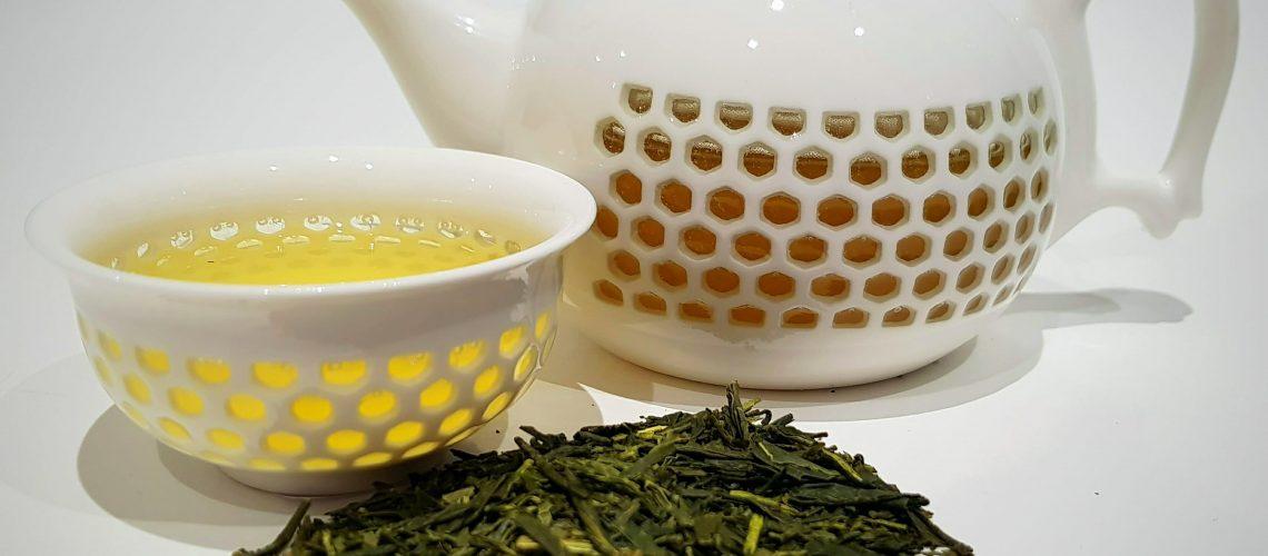 Gabalong, GABA, Green Tea, Japanese Tea, Loose leaf tea, Good quality green tea